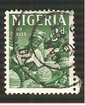 Sellos del Mundo : Africa : Nigeria : 105
