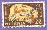 Sellos del Mundo : Africa : Nigeria : 194