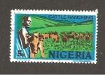 Sellos del Mundo : Africa : Nigeria : 294