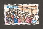 Sellos de Africa - Nigeria -  498