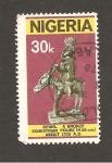 Stamps Nigeria -  370