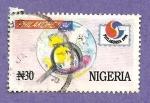 Sellos del Mundo : Africa : Nigeria : 638