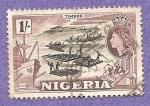 Sellos del Mundo : Africa : Nigeria : SC