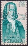 Stamps : Europe : Spain :  EJ martínez