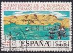 Sellos del Mundo : Europa : España : Fundación Las Palmas