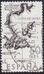 Stamps : Europe : Spain :  Costa de Nutka