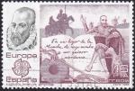 Stamps : Europe : Spain :  El Quijote