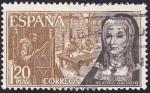 Stamps Spain -  Beatriz Galindo