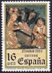 Sellos de Europa - España -  Navidad '83