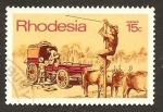 Sellos del Mundo : Africa : Zimbabwe : 296