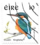 Stamps Ireland -  aves