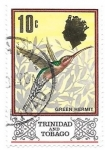 Sellos del Mundo : America : Trinidad_y_Tobago : aves