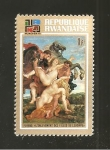 Stamps Rwanda -  526