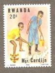 Sellos de Africa - Rwanda -  1150