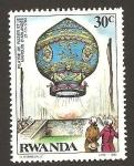 Sellos de Africa - Rwanda -  1184