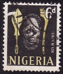 Stamps Africa - Nigeria -  Cara Tribal