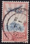 Stamps Sri Lanka -  Correo aereo