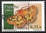 Sellos de Europa - España -  Mariposas - Hyphoraia dejeani