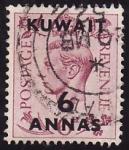 Stamps Kuwait -  Jorge Vl
