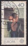 Stamps : Europe : Germany :  Oskar Sclemmer
