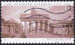 Sellos de Europa - Albania -  Carl G. Langhans