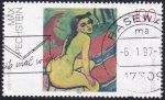 Stamps : Europe : Germany :  Max Pechstein