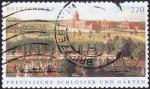 Sellos de Europa - Alemania -  palacios y jardines prusianos