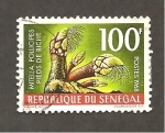 Sellos del Mundo : Africa : Senegal : 306