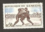 Sellos del Mundo : Africa : Senegal : 202