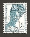 Sellos del Mundo : Africa : Senegal : 563