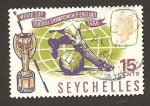 Sellos del Mundo : Africa : Seychelles : 226
