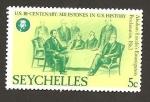 Sellos del Mundo : Africa : Seychelles : 374