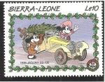 Sellos de Africa - Sierra Leona -  1149