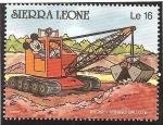 Sellos del Mundo : Africa : Sierra_Leona : 1198