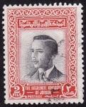 Stamps Asia - Jordan -  Rey Hussein de Jordania