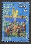 Sellos de Europa - España -  EDf 5259 - Navidad