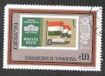 Sellos de Europa - Hungría -  2221 - Exposición Filatélica Internacional