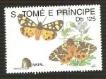 Sellos de Africa - Santo Tomé y Principe -  1040
