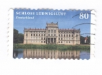 de Europa - Alemania -  Palacio de Ludwigslust