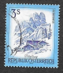de Europa - Austria -  963 - Bischofsmütze