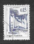 de Europa - Yugoslavia -  832 - Paso Superior