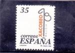 Stamps Spain -  LOGOTIPO-XACOBEO  (41)