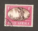 Sellos de Africa - Sudáfrica -  100