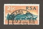 Sellos de Africa - Sudáfrica -  357