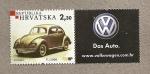 Stamps Croatia -  Volswagen