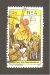 Sellos de Africa - Sudáfrica -  522