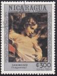 Sellos de America - Nicaragua -  Ganimedes