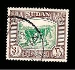 Sellos del Mundo : Africa : Sudán : 107