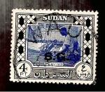 Sellos del Mundo : Africa : Sudán : O54