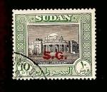 Sellos de Africa - Sudán -  O58